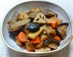 椎茸 しいたけ レシピ 椎茸の筑前煮